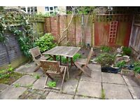 Amazing flexible short term flat to let Wimbledon Hill - garden and close to tube, Train