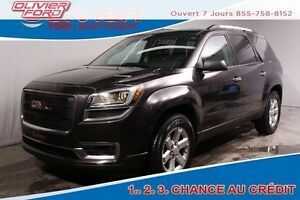 2015 GMC Acadia SLE1 CAMÉRA BLUETOOTH 7 PASSAGERS MAGS A/C