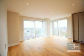 Luxury two bedroom 8th floor apartment with stunning views of London inTotteridge & Whetstone
