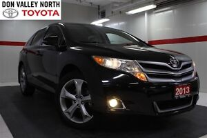 2013 Toyota Venza V6 AWD Btooth Pwr Seats Wndws Mirrs Locks A/C