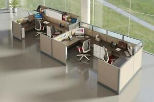 Office Furniture - Cubicles - Best Pricing on Brand New Workstations - Tayco - SWITCH