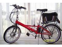 Dahon Impulse P24 Electric Folding Bike