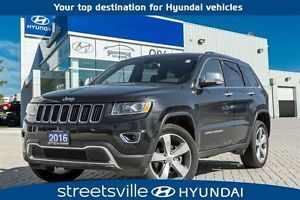 2016 Jeep Grand Cherokee 4x4 Limited