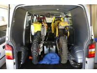 Motorbike removal/recovery/collection/pickup