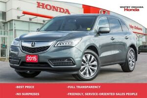 2015 Acura MDX SH-AWD Technology Package | Automatic