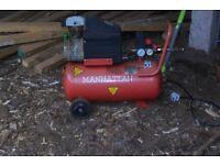 FIAC Manhattan 1.5HP 24L Air Compressor