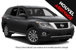 2014 Nissan Pathfinder SL CUIR CAMERA DE RECUL MAGS À VENIR