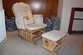 Maternity Rocking Chair