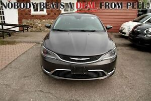 2015 Chrysler 200 Limited CERTIFIED & E-TESTED!**SPRING SPECIAL!