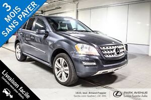2011 Mercedes-Benz M-Class 350 BlueTEC 4MATIC**Financement et pr