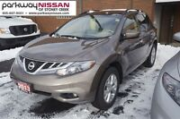 2013 Nissan Murano SV With MOONROOF | BLOUETOOTH