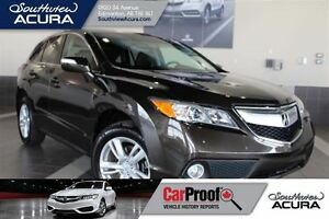 2015 Acura RDX V6 Power,AWD, Sunroof, and more!
