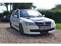 Peugeot 306 GTi6 306GTi6 Road legal Track car or fast road car.- not Clio Type R Saxo