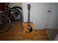 Yamaha F310 - Classic acoustic steel string guitar