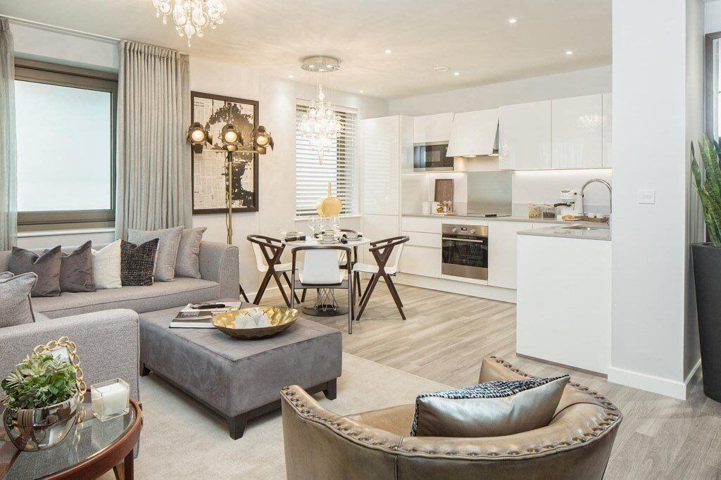 LUXURY BRAND NEW 2 BED NORTH WEST VILLAGE CAMBIUM HOUSE HA9 WEMBLEY BRENT TOKYNGTON STONEBRIDGE