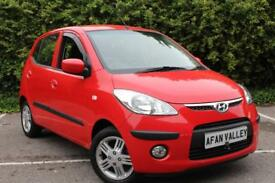 Hyundai i10 Comfort 5dr **38000 MILES YES 38000** (red) 2009