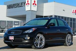 2014 Infiniti QX50 AWC/Leather/Sunroof/HeatedSeats