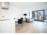 1 bedroom flat in Horizons Tower, 1 Yabsley street, Canary Wharf