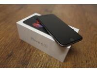 iPhones 6s Space grey unlocked 128gb