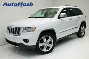 2013 Jeep Grand Cherokee Overland 3.6L * Navi  Adaptive-Cruise *