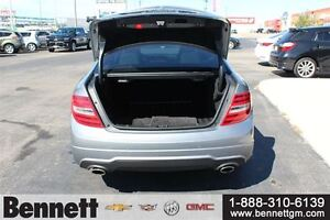 2012 Mercedes-Benz C-Class C350 -Loaded Coupe, Nav + Sunroof Kitchener / Waterloo Kitchener Area image 10