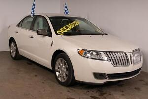2010 Lincoln MKZ CUIR LUXE PACK