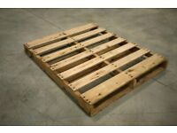 30-40 PALLETS WANTED (Good condition)