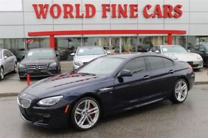 2015 BMW 6 Series xDrive | M-Package *Loaded*