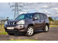Nissan X-Trail for sale with all the extras Bargain!