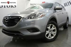 2013 Mazda CX-9 AWD GS COMFORT TOURING PKG  BT SUNRF LEATHER 7 P