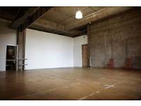 Artists Studios Centrally Located In Leyton
