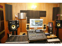 MUSIC STUDIO SPACE/ RECORDING STUDIO / TV STUDIO