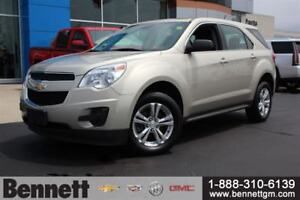 2015 Chevrolet Equinox AWD - Bought here new, Bluetooth