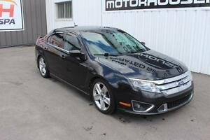 2010 Ford Fusion Sport SPORT AWD