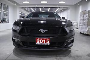 2015 Ford Mustang GT, 5.0L, PWR GROUP, NO ACCIDENT, FULLY SERVIC