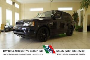 2010 Land Rover Range Rover Sport HSE ONLY 85, 000KMS! LOADED