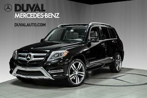 2015 Mercedes-Benz GLK-Class GLK250 4MATIC BlueTEC + Avantgarde