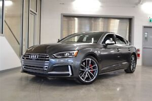 2018 Audi S5 Sportback TECHNIK *Audi Care inclus + Impeccable*
