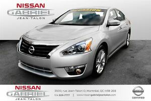 2013 Nissan Altima 2.5 SL SL LEATHER SUNROOF ONLY 9800KM