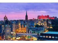 Halloween in Edinburgh for 3! BARGAIN!