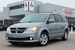 2015 Dodge Grand Caravan Nav/HeatedSeats/StoreNgoSeats