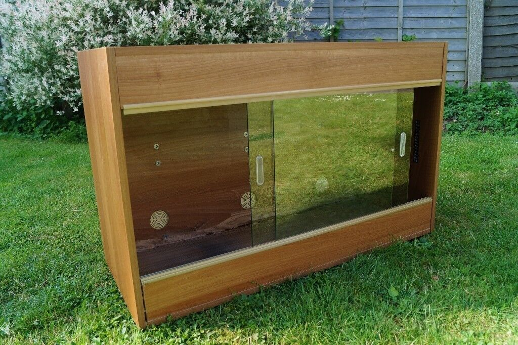 Vivarium 93cm3ft Glass Doors Ideal For Bearded Dragonother