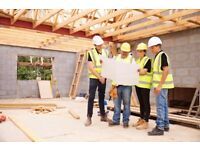 Experienced & Reliable Builders - Construction & Maintenance in London