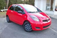 2010 Toyota Yaris CE  AIR CLIMATISEE !!