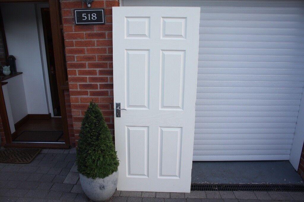 Interior Fire Door 78quot X 33quot X 1quot 34 In Stoke On