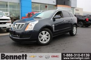 2015 Cadillac SRX Luxury - Heated Seats, Roof, Safety Pack