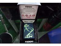 Limited edition Jazz Saxophone ZIPPO lighter