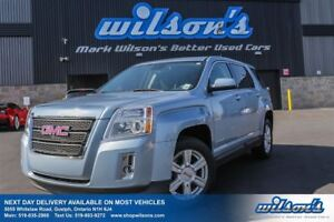 2014 GMC Terrain SLE REAR CAMERA! BLUETOOTH! CRUISE CONTROL! POW