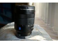 Sony Zeiss 16-35mm F2.8 ZA SSM Lens.