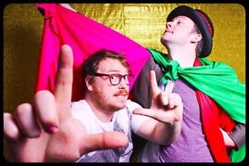 ClickSnicket PHOTO BOOTH HIRE + Instant prints & Props for Wedding Birthday Office party and events
